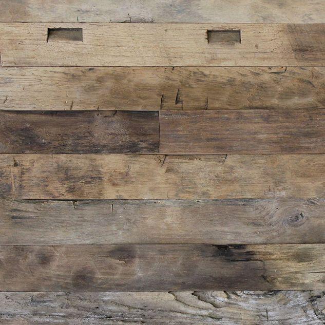 Reclaimed WEATHERED TEAK PLANK PANELING wood paneling | materials |  Pinterest | Teak, Plank and Wood texture - Reclaimed WEATHERED TEAK PLANK PANELING Wood Paneling Materials