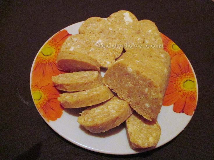Рецепт сладкой колбаски из печенья своими руками » Татьяна Бедарева