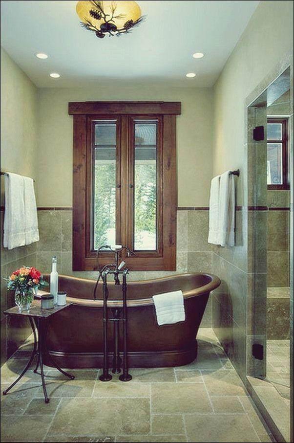 15 Kupfer-Badewannen – Erstellen Sie einen warmen …