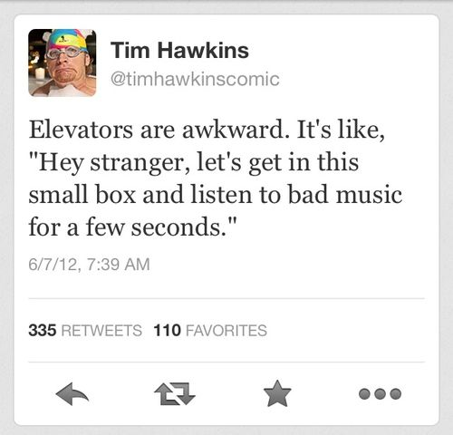 Oh, Tim Hawkins