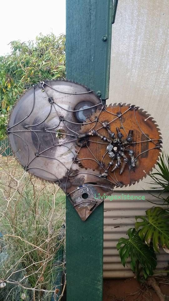 Check out this item in my Etsy shop https://www.etsy.com/au/listing/578841484/recycled-steel-scrap-metal-wall-art-some