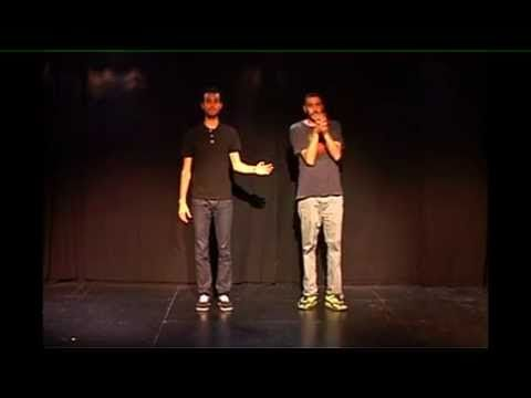FlashMob de percussions corporelles - Avignon, 17 Juillet 2011, 19h - YouTube