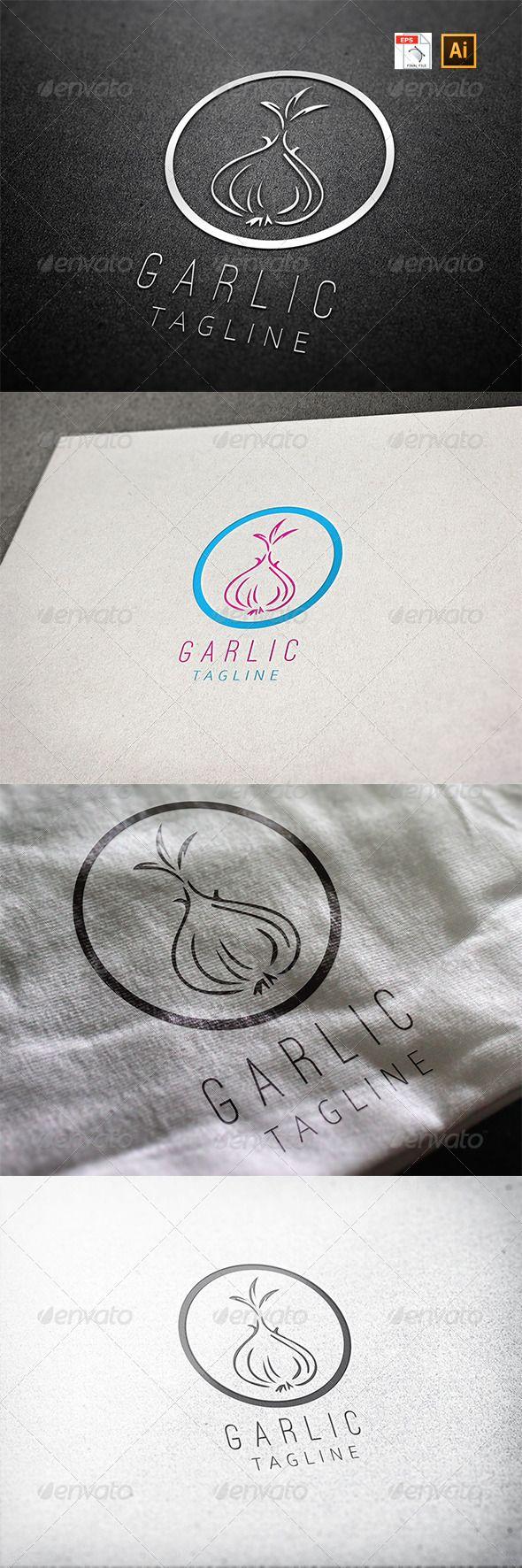 Garlic Logo
