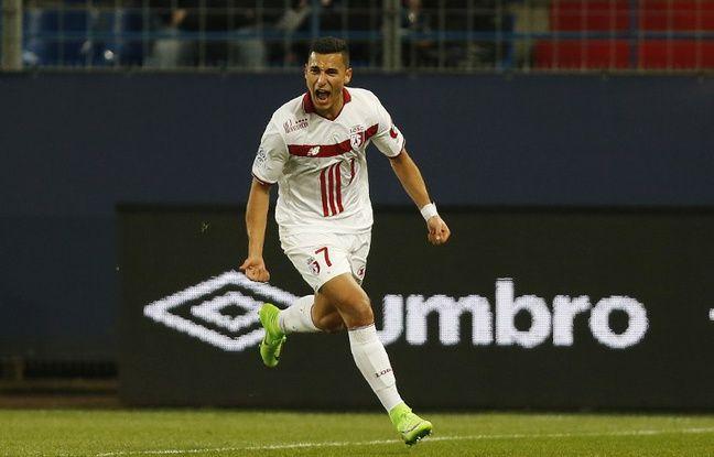 Ligue 1: Vainqueur à Caen, Lille retrouve enfin le droit de respirer