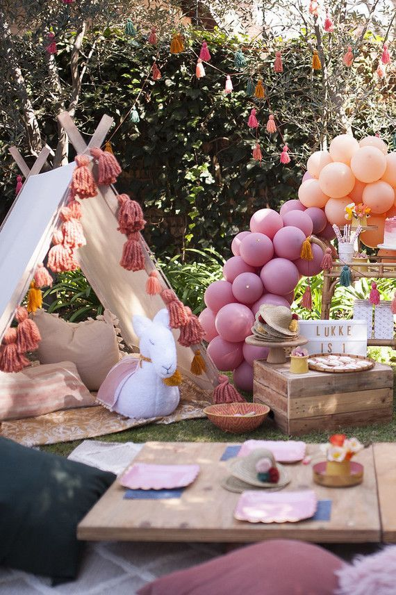 Earth Tone Llama Themed First Birthday Party Boho Birthday Party Picnic Birthday Party 1st Birthday Parties
