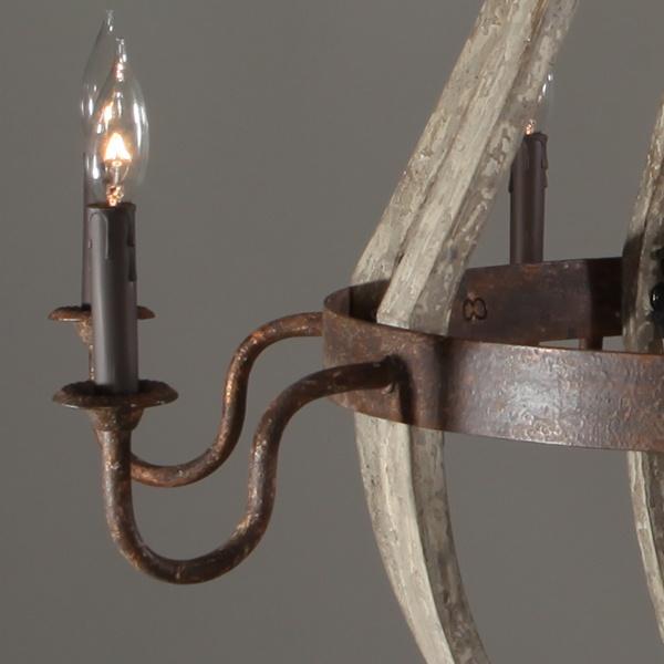 wine barrel lighting. wine barrel chandelier perfect for my someday cellar lighting