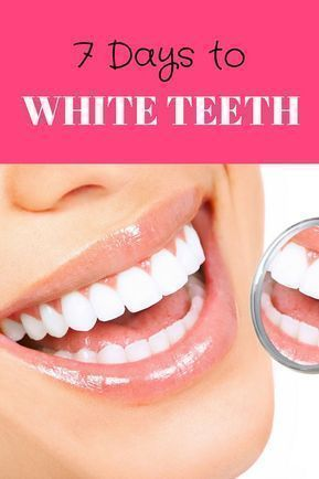 Check out my at home 3 step teeth whitening guide,…