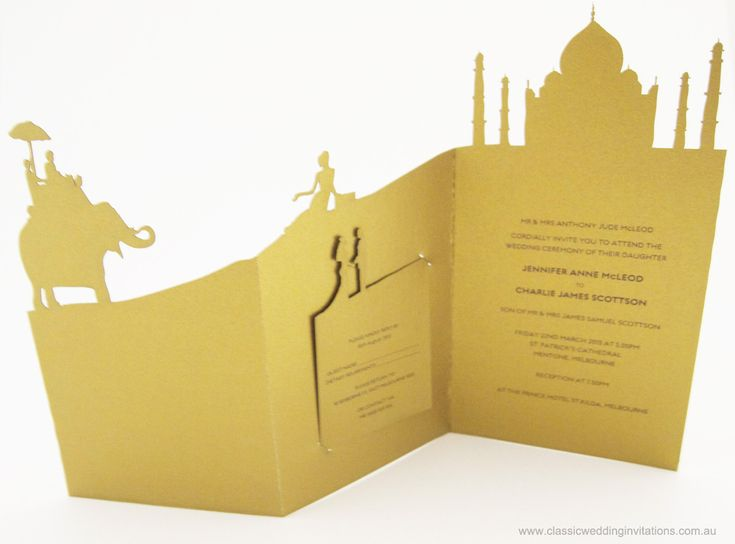 100 best Indian Wedding Invitations images – Classic Indian Wedding Cards