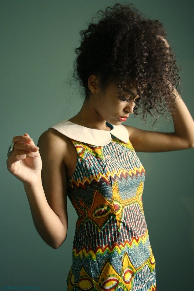 diggin this dress and those curls