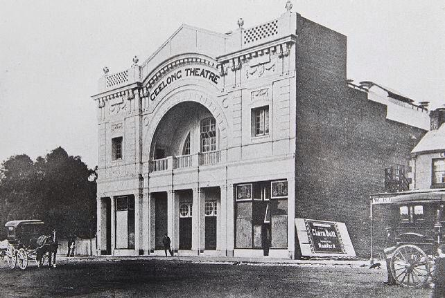 Geelong Theatre Ryrie St