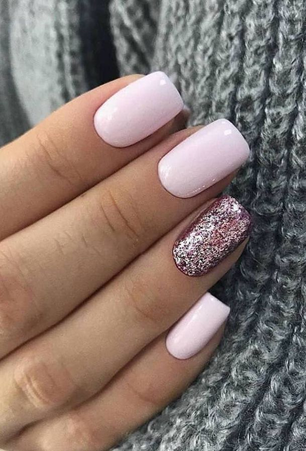 66 Natural Summer Nails Design For Short Square Nails –