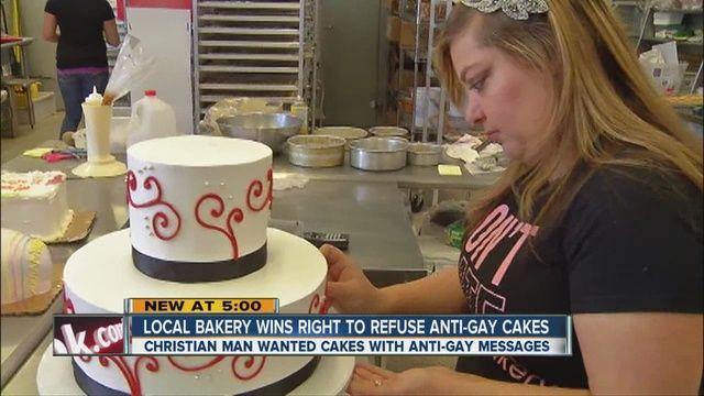 Denver's Azucar Bakery wins right to refuse to make anti-gay cake - 7NEWS Denver TheDenverChannel.com
