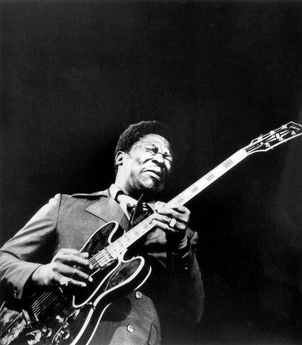 B. B. King, Defining Bluesman for Generations, Dies at 89 - NYTimes.com
