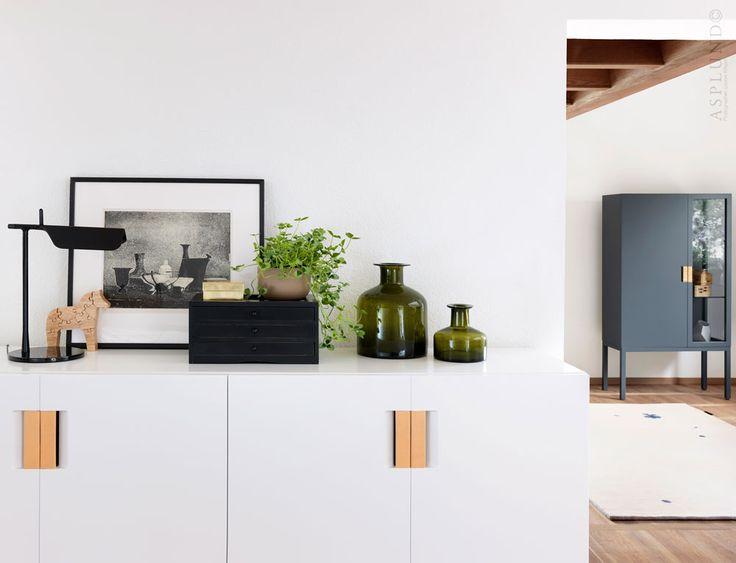 Frame Drawer High Byrå | Asplund | Länna Möbler | Handla online
