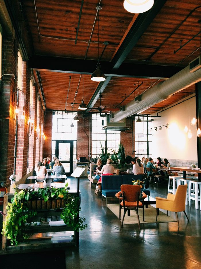 Luna's Living Kitchen // spots to see in Charlotte, NC