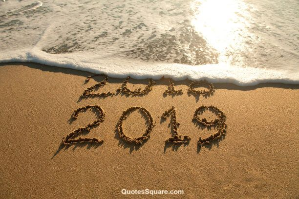 2019 New Year Wallpaper Hd