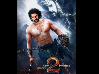 #Baahubali2FirstLook pic releases, Prabhs Looks AMAZING @ http://www.apnewscorner.com/news/film/details/13564/latest/Baahubali2FirstLook-pic-releases-Prabhs-Looks-AMAZING-.html