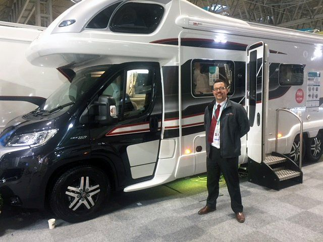 Say hello to Viscount #Motorhomes Neil Harnett who is on the Swift Group  stand in Hall 2, number 2200 at the NEC Birmingham Caravan Camping and Motorhome Show until Sunday 25th Feb. Be sure to ask him about Viscount's MASSIVE discounts on #SwiftKonTiki #SwiftBessacarr & #SwiftEscape Tel: 02380 405062