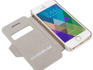 Moshi SenseCover for iPhone 5/5S has touchy new feature - CNET Mobile