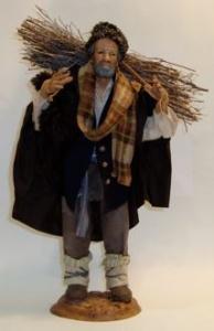"""Homme au Fagot"" (Man with twigs)"