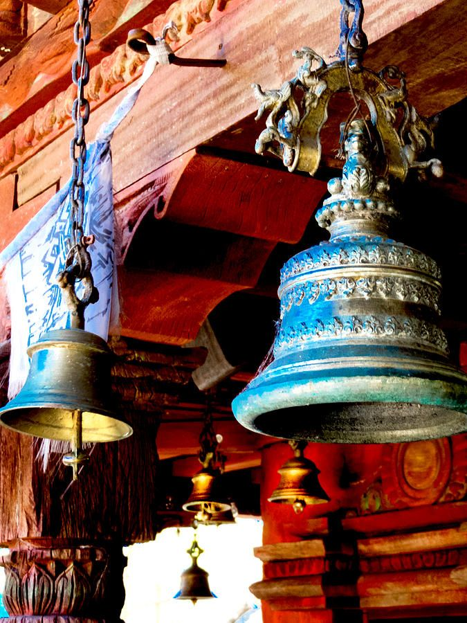 Temple bells . Tibet. Tibet is a different nation of China. Tibet is not a part of China but a country.