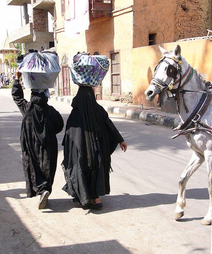 Luxor, Egypt - Travel Photos by Galen R Frysinger