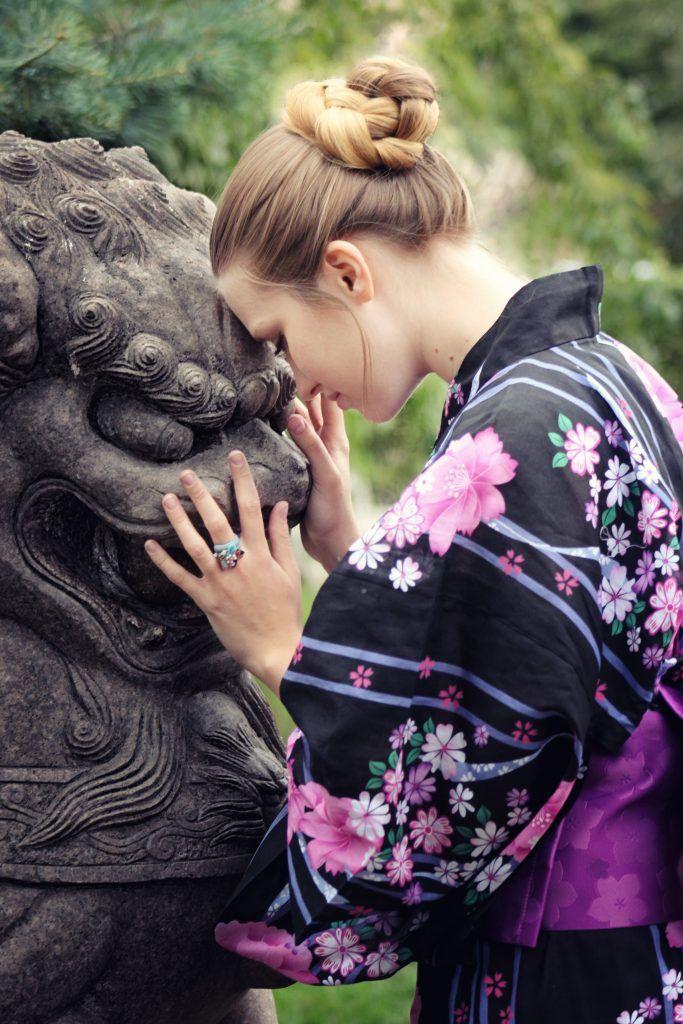 Saint-Petersburg, Chinese Garden model: Anastasia