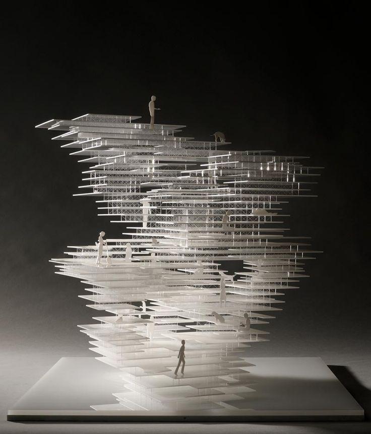 Primitive Future House (N House)- Sou Fujimoto Architects