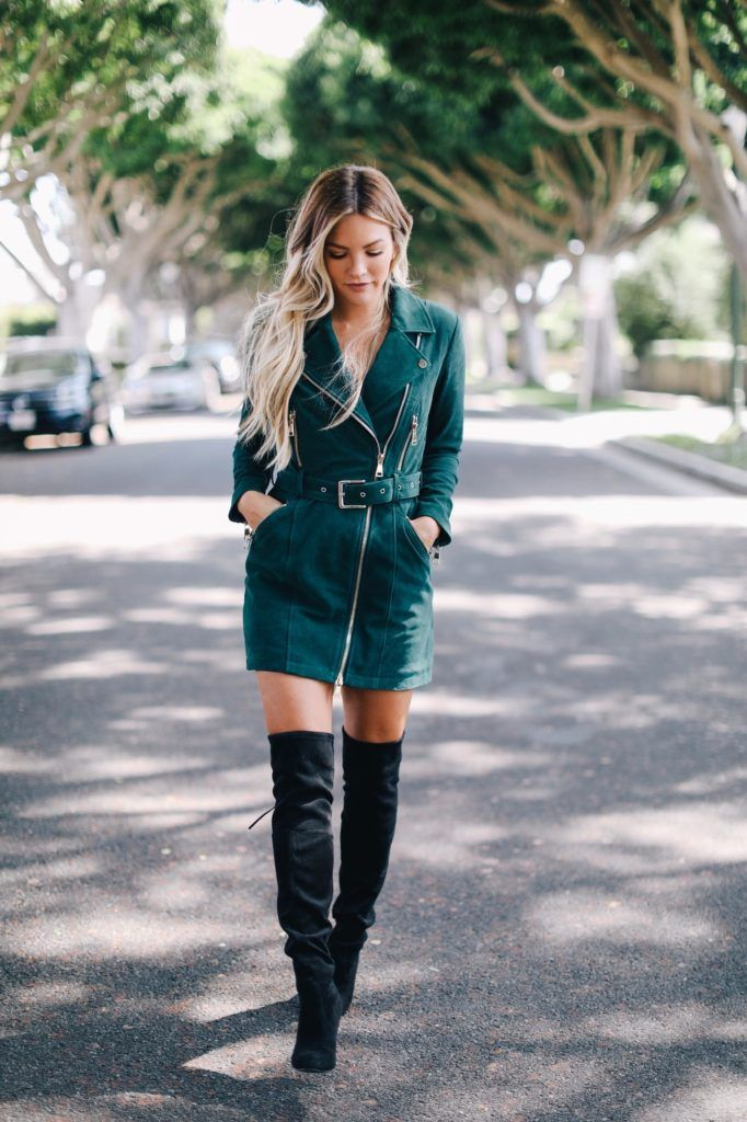 Get the Look: Favorite Rompers & Dresses for Fall   Becca Tilley