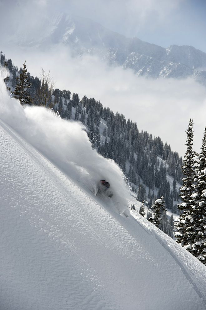 Daily Pow: Alta magic