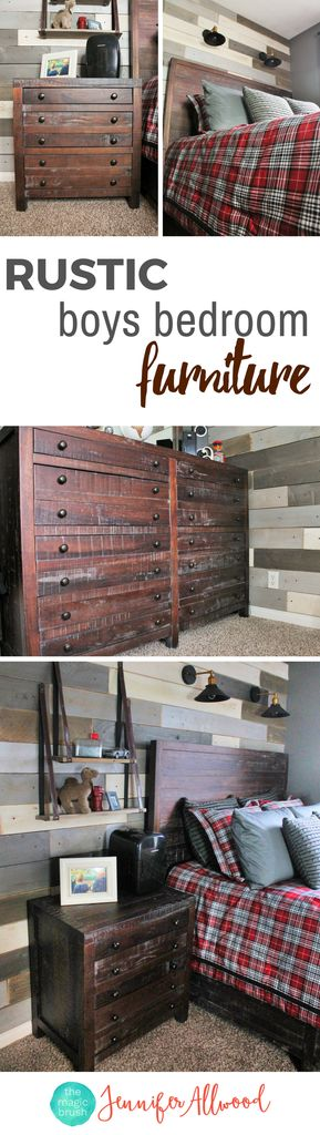Best Boys Bedroom Furniture Ideas Only On Pinterest Rustic