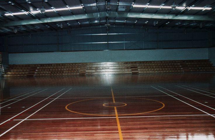 Westfields Sports High School sports floor