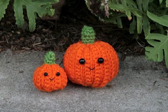 irresistible amigurumi: Pumpkin