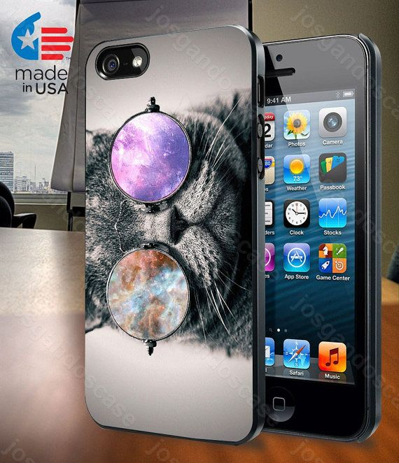 Cat Eye Galaxy Nebula for iPhone 4/4S 5/5S and by josgandoscase, $14.79
