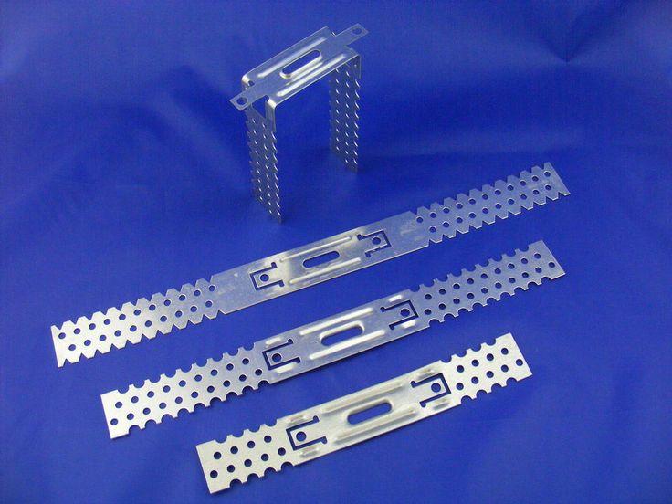 Direktabhänger Deckenabhänger 125 mm  CD-Profile  für Holzlatten