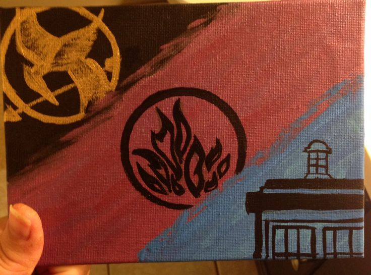 Love this! I incorporated the hunger games, divergent, and doctor who. Made it for my cousin!