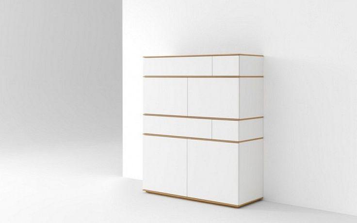 Pastoe - Pastoe Cupboards: Landscape - Landscape M05. Design: studio pastoe - 2012