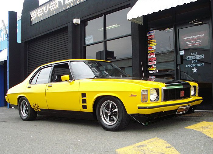 17 Best Images About Holden Hq Hx Monaro On Pinterest