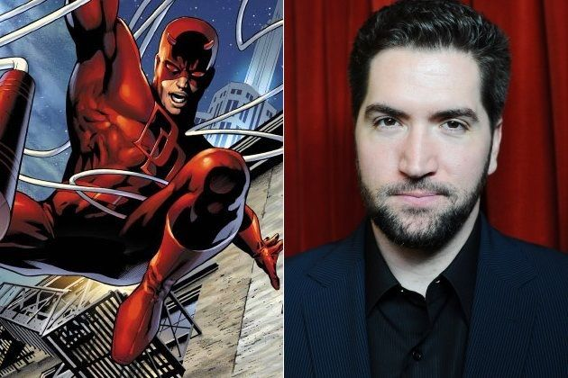 Drew Goddard has left Marvel's Daredevil - he will be replaced by another BtVS alumnus Steven S. DeKnight
