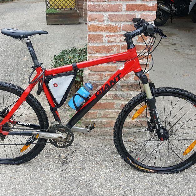 Usato Mountain bike Giant Xtc1