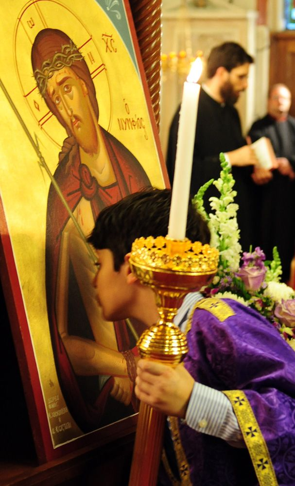 Blessed Holy Week! And Good Resurrection (Καλὴ Ἀνάσταση), as the Greeks say!