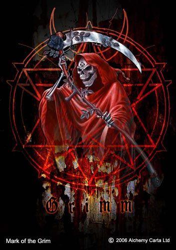 alchemy | alchemy gothic / mark of the grim