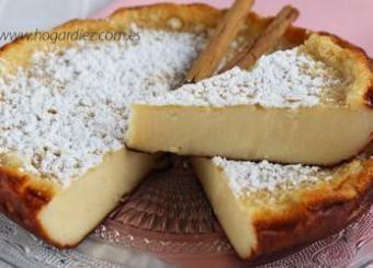 Tarta de queso con yogur 2