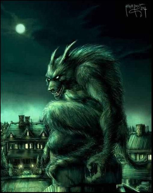 erotic stories werewolves