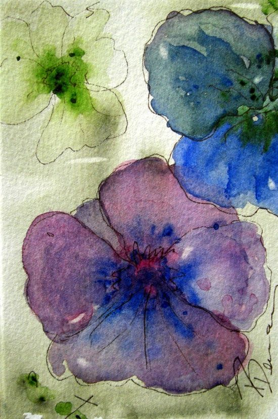 Pin by Samantha Siock on Tattoo | Pinterest | Watercolor ...