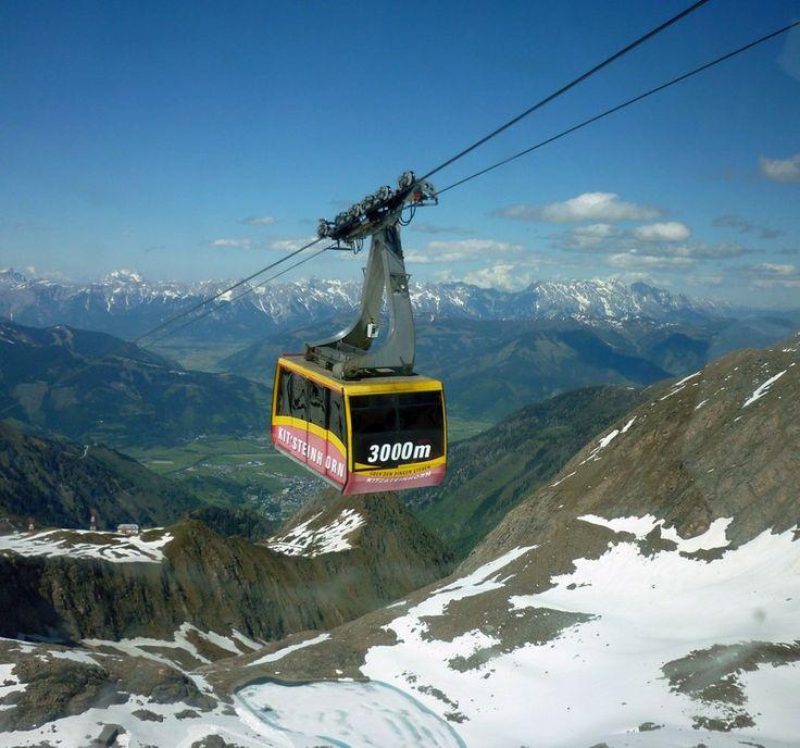 Gipfelbahn a felső szakaszon