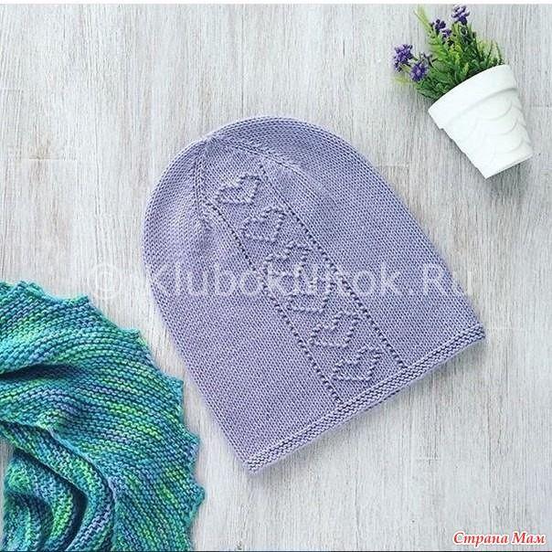Две шапки от Elena Ildiz