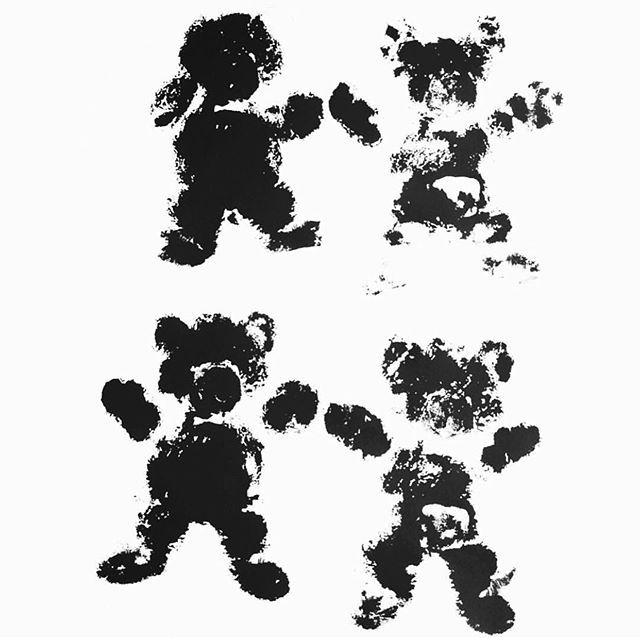 Part of 'Teddy Bear' series, (2002-2004)