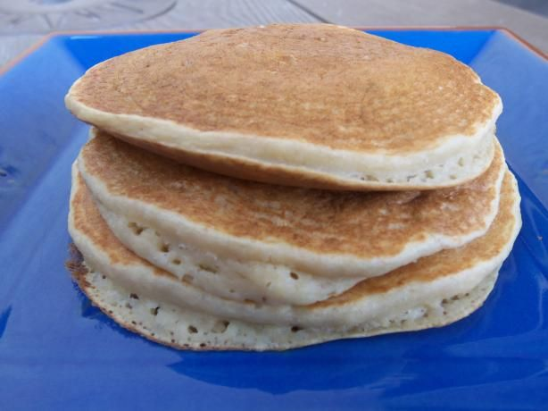 Healthy Applesauce Pancakes With No Sugar Added