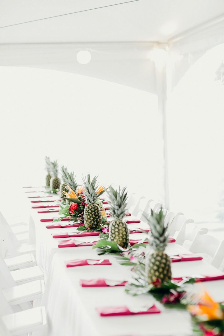 Christian and Kandace Tropical Themed Florida Beach Wedding by Christina Craddock Photography